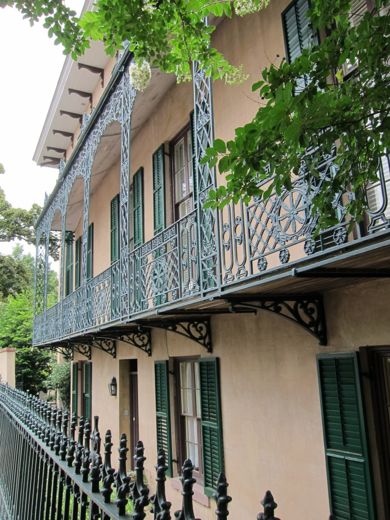 Andrew Low House, Savannah, Georgia