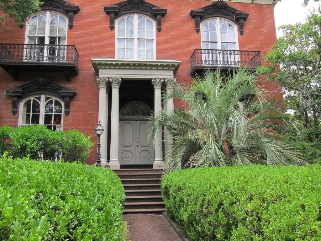 Mercer-Williams House, Savannah, Georgia