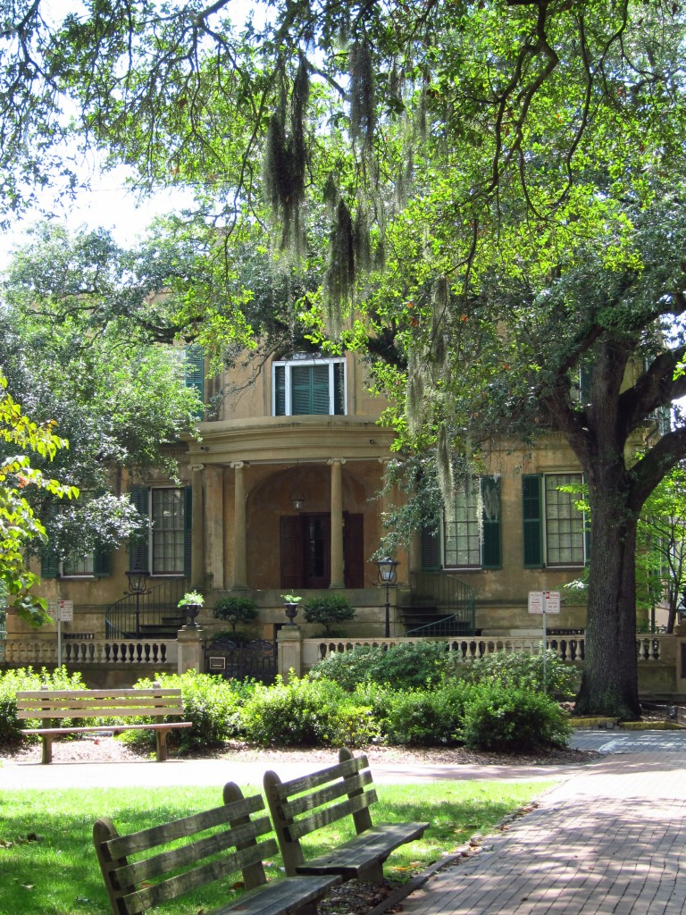 Owens-Thomas House, Savannah, Georgia