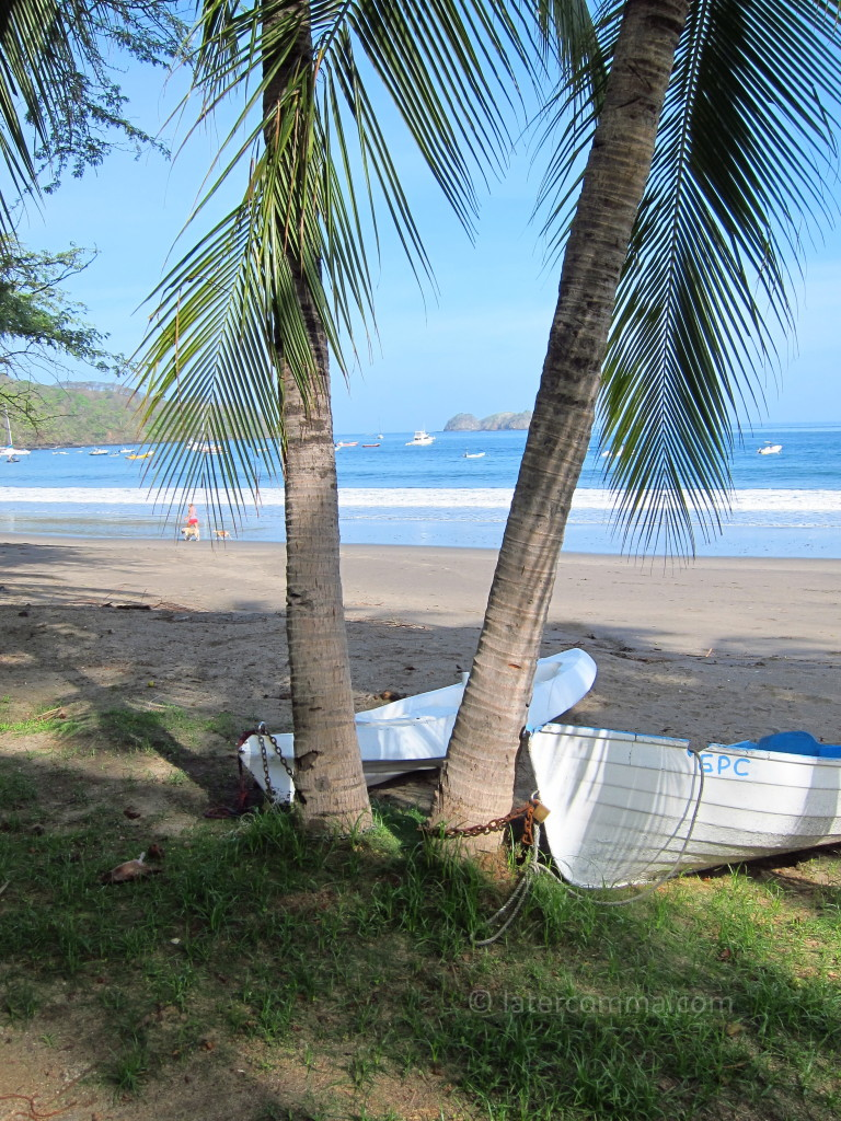 Playa Hermosa beach