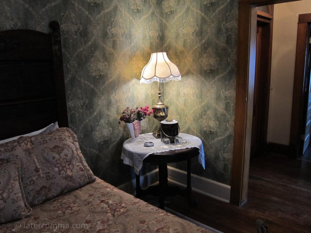 Bedroom, Owen Wister Suite