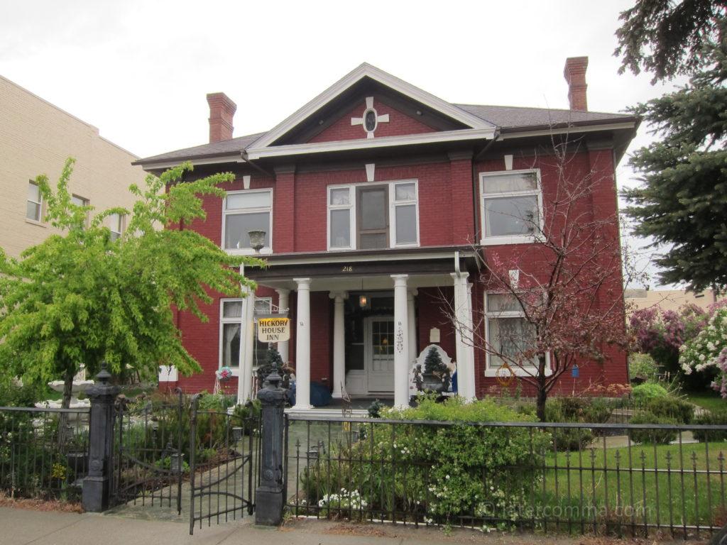 Hickory House, Anaconda, Montana