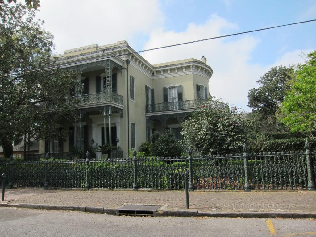 Colonel Short's Villa.