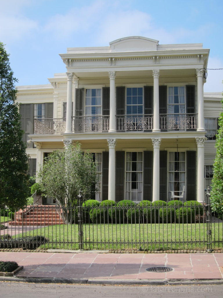 Archie Manning House.